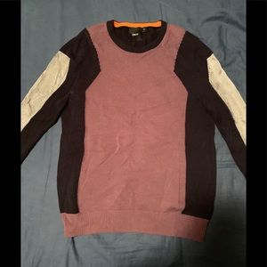 ASOS - Lightweight Abstract pullover